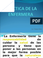 PRACTICA DE ENFERMERIA