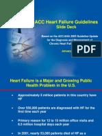 Acc Aha Guidelines Chronic Heart Failure