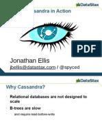 Apache Cassandra in Action Presentation