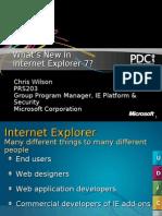 PRS203 Wilson