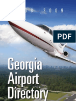 Georgia Airports Directory (2009)