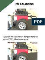 Balancing Roda