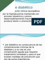 Pie Diabetico Eq
