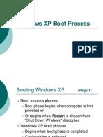 XP Booting