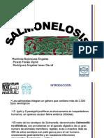 Salmonelosis y Bruce Los Is Eq
