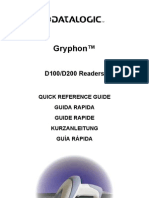 Gryphon D100-D200 Readers
