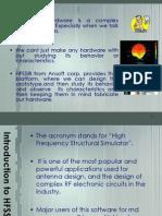 Patch Antenna Presentation (1)
