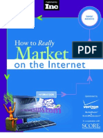 How to Market Online 15 Pgs PDF