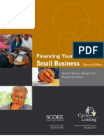 Small Business Finance Guidebook 16 Pgs PDF