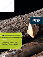 Report - Under the Cover of the Swedish Forestry Model
