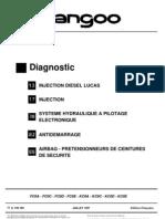 KANGOO - Diagnostic
