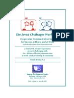 Seven Challenges Workbook