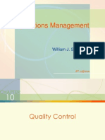 Chap010 - Quality Control