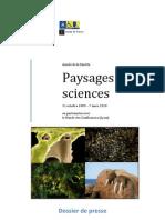 Dp Paysages de Sciences