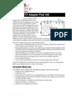 Adapter Cctv Netbotz