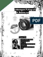 Perkembangan Fotografi Di Indonesia PDF