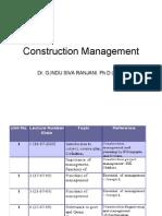 Construction Management Final