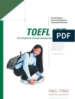 TOEFL Brochures