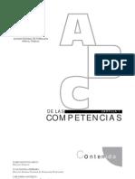 ABC de Las Competencias