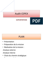 Audit CEPEX