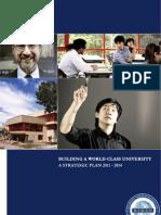 KIMEP 2011-2014 Strategy