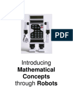 Robot and Maths