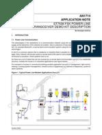 ST7538 App Notes