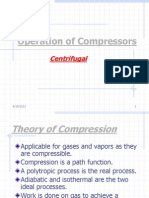 Operation of Compressors