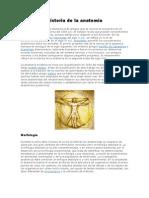 Historia de La Anatomia