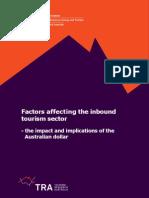 Factors Affecting the Inbound Tourism Sector FINAL 2 June