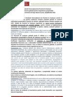 Standard de Practica GN13 Evaluare Globala Comentat Si Adnotat de Popa Marcel Lucian