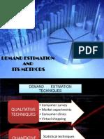 Demand Estimation Final