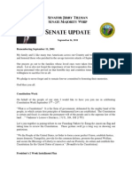 Newsletters 09-16-11