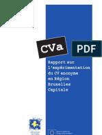 Expérimentation du CV anonyme en Belgique