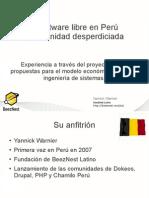 El software libre en Perú, CHAMILO