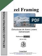 Detalles Constructivos (Steel Framing)