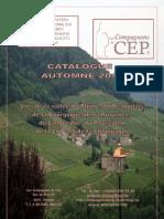 Catalogue Automne 2011