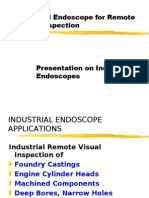 Industrial Endoscopes