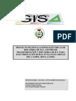 Proyecto Pliego Arenas Campillo