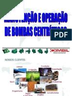 CURSO DE OPERAÇÃO E MANUTENÇÃO DE BOMBAS CENTRÍFUGAS