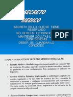 16.-SECRETO PROFESIONAL