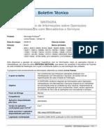 FIS - SINTEGRA Sistema Integrado de Informações sobre Operações  Interestaduais com Mercadorias e Serviços