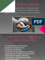 Clinica de Lo Grupal
