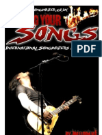 Sell Your Songs