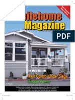 Mobilehome Magazine Vol 1 Issue 1