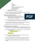 Modulo Report Writer