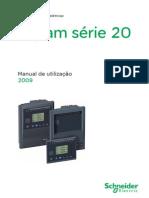 MANUAL DE OPERAÇÃO SEPAM S20