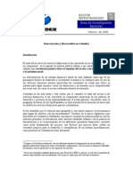 Bancarizacion y Microcredito en Colombia