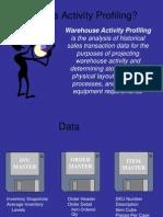 Activity Profiling
