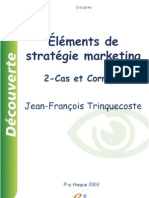 20984342 Element de Strategie Marketing Tome 2 Cas Et Corriges